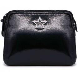 Лаковая маленькая женская сумка