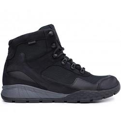 Черные  демисезонные ботинки