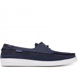 Сині  демісезонні туфлі